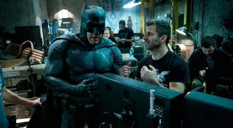 Imagen de Zack Snyder da nuevos e interesantes detalles sobre el Snyder Cut