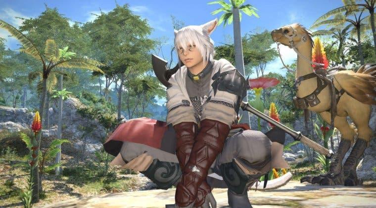 Imagen de El veterano MMO Final Fantasy XIV Online le da la bienvenida a su nueva tienda digital