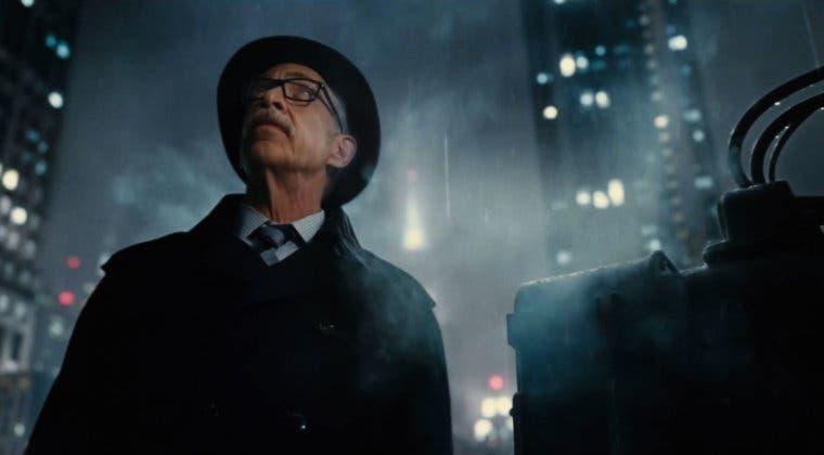 Imagen de J.K. Simmons anima a todos los fans de DC a ver Snyder Cut
