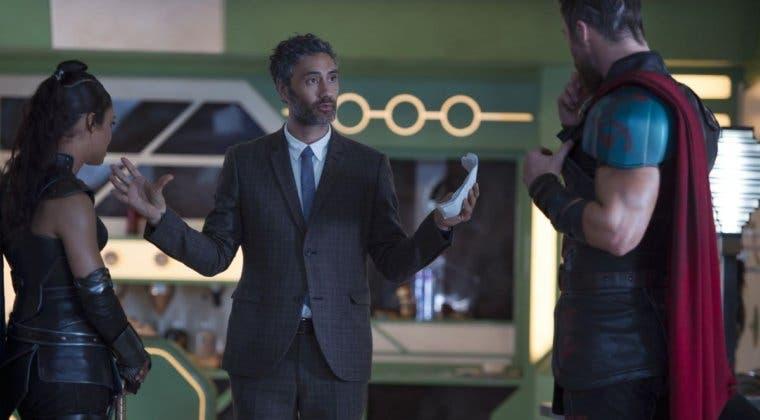 Imagen de Taika Waititi confirma que el guion de Thor: Love and Thunder cuenta con mucho romance