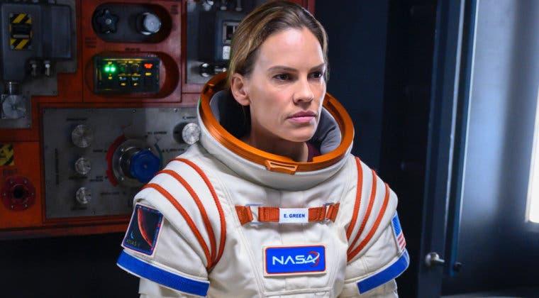 Imagen de Netflix lleva a Hilary Swank a Marte en Away, su nueva serie original