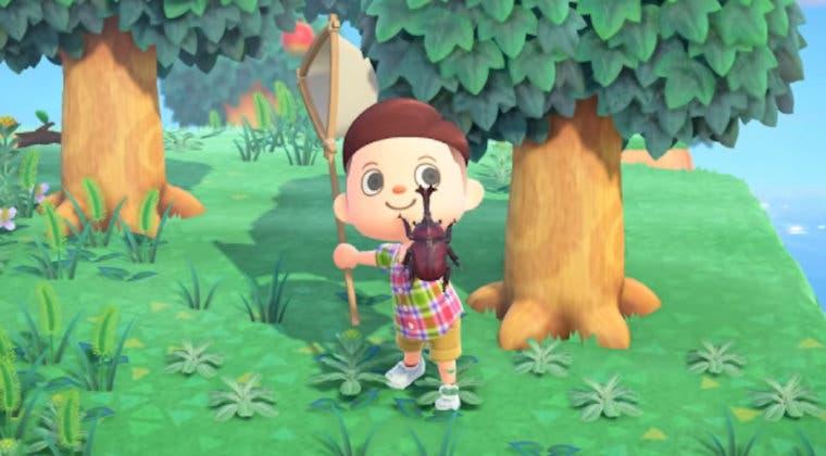 Imagen de Animal Crossing: New Horizons bate un nuevo récord de ventas para Nintendo