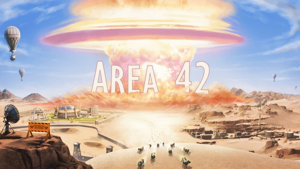 Area 42 tiny