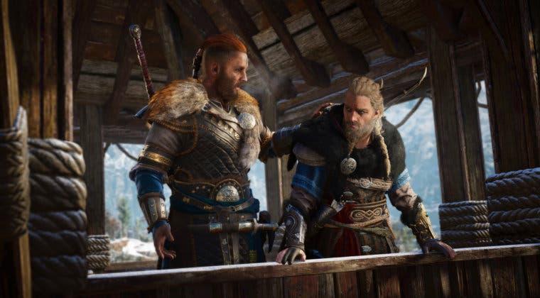 Imagen de Assassin's Creed Valhalla presenta un nuevo tráiler centrado en la mitología nórdica