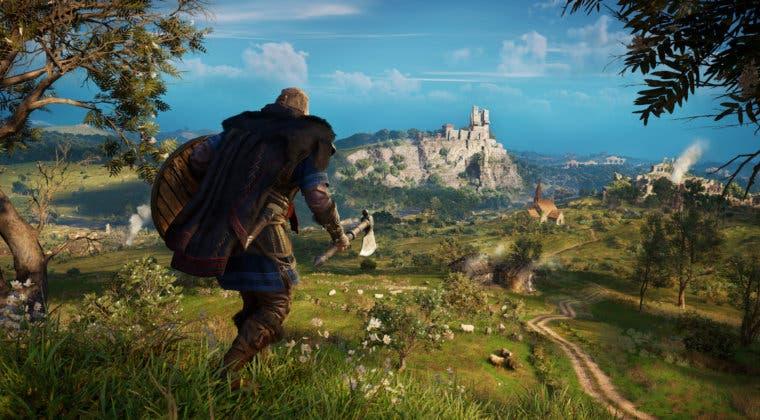 Imagen de Assassin's Creed Valhalla nos llevará a Noruega, Inglaterra y más entornos
