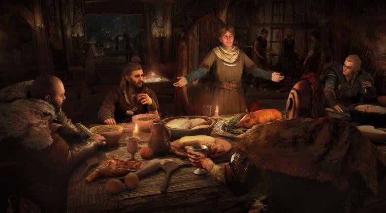 Imagen de El compositor de Assassin's Creed Valhalla presenta uno de los temas del juego