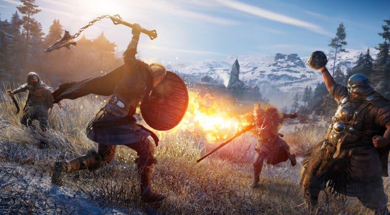 Imagen de Assassin's Creed Valhalla permitirá derrotar a los enemigos más poderosos de un solo golpe