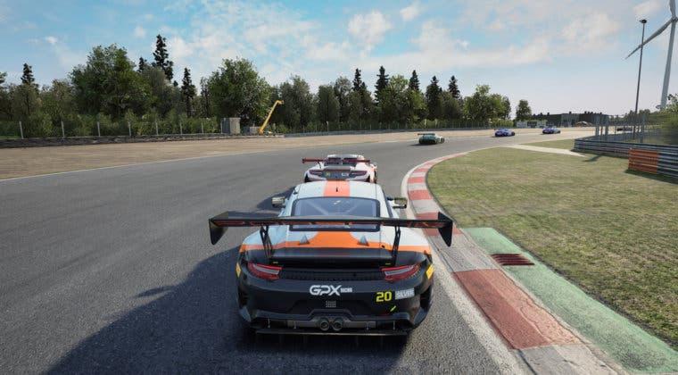 Imagen de Assetto Corsa Competizione confirma versiones de PS5 y Xbox Series X S para finales de este año