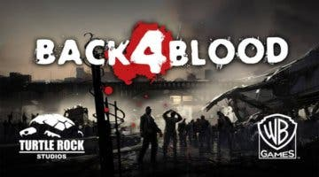 Imagen de Back 4 Blood, del equipo tras Evolve, resurge de las sombras y muestra su primera imagen