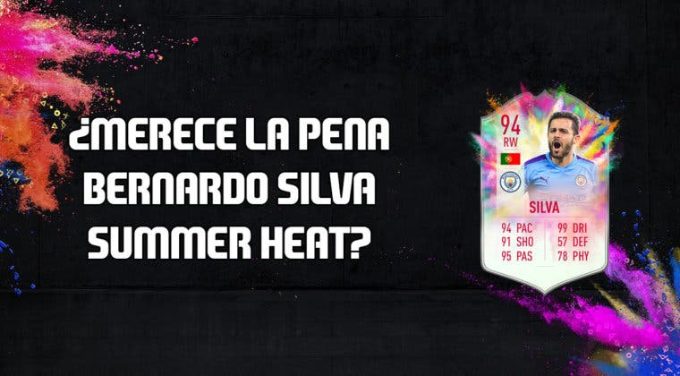 Imagen de FIFA 20: ¿Merece la pena Bernardo Silva Summer Heat? + Solución de su SBC
