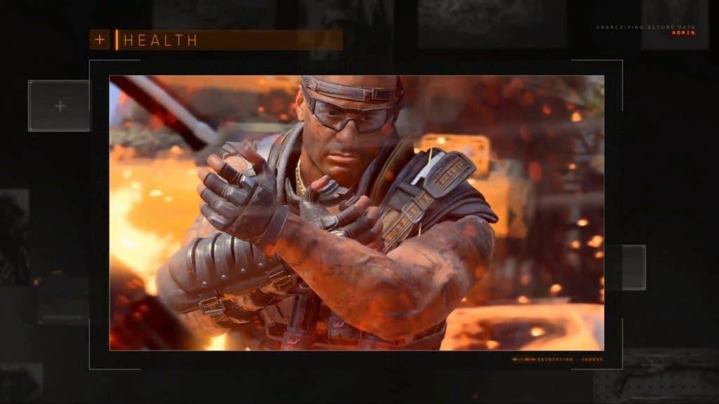 Black Ops 4 health