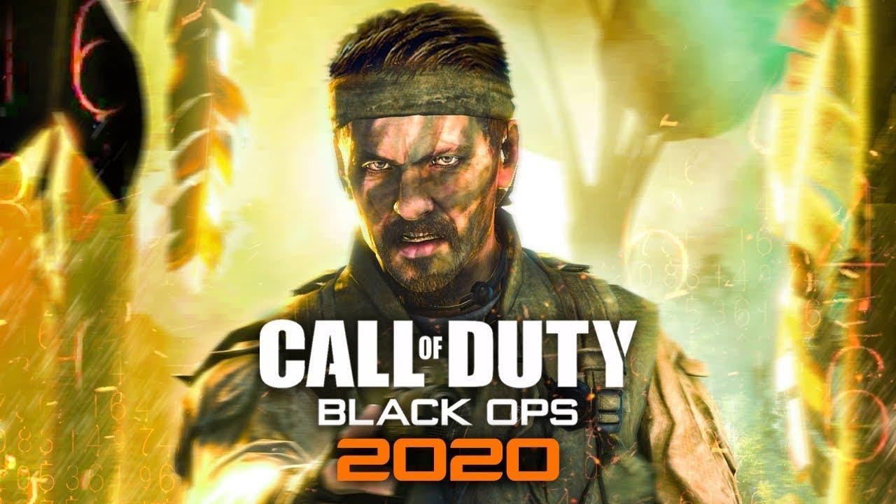 Filtrado El Logo Final De Call Of Duty Black Ops Cold War