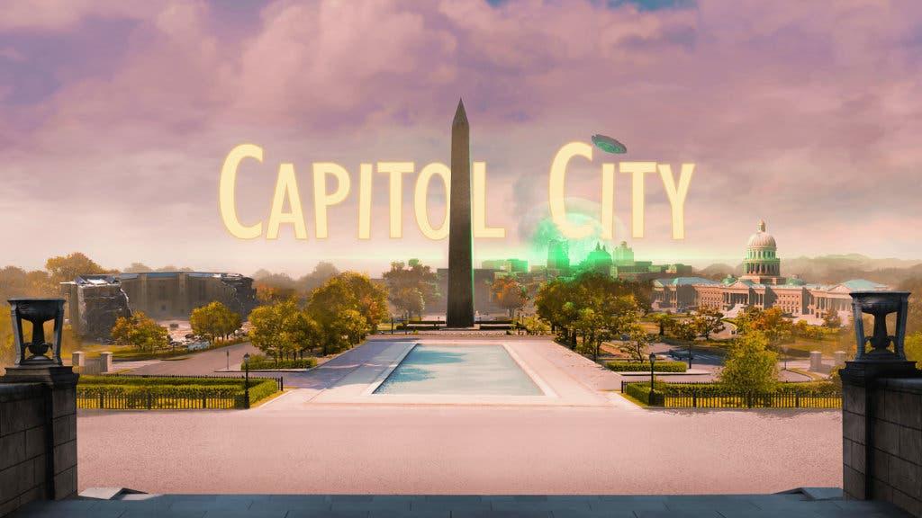 Capitol City tiny