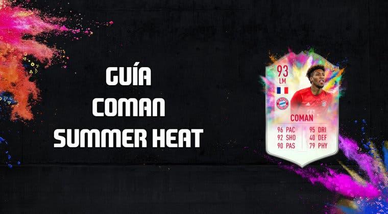 Imagen de FIFA 20: guía para conseguir a Kingsley Coman Summer Heat