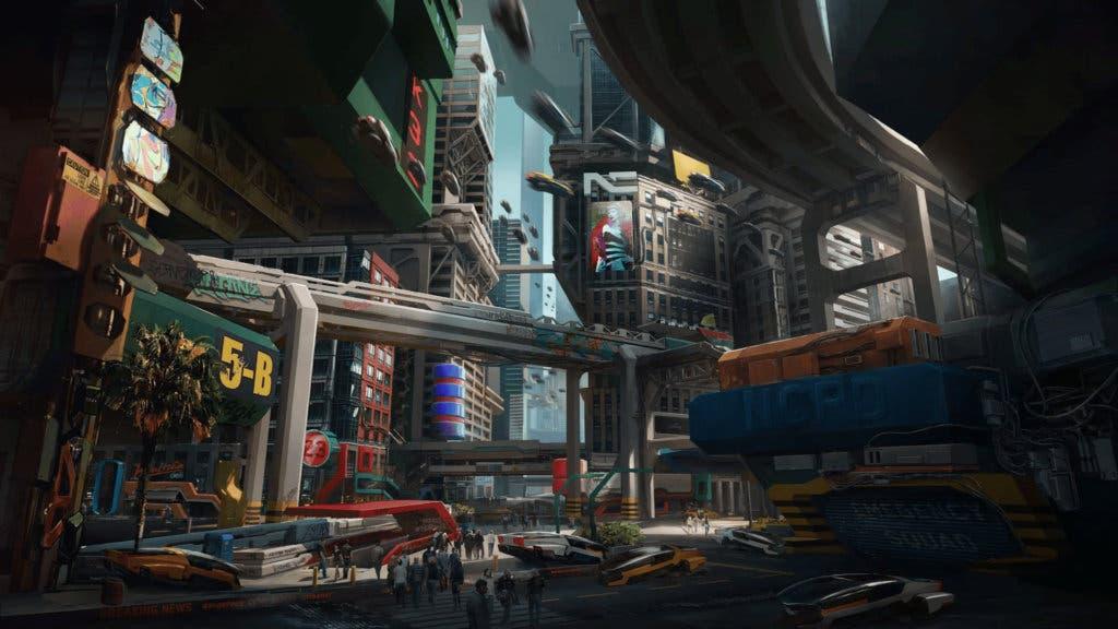 Cyberpunk 2077 3 min