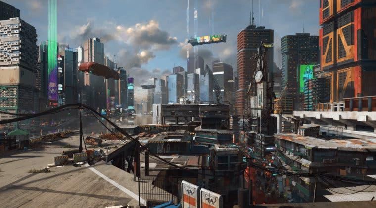 Imagen de Cyberpunk 2077 luce su magnífica ambientación en una nueva galería de imágenes
