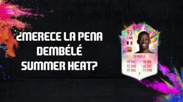 Imagen de FIFA 20: ¿Merece la pena Ousmane Dembélé Summer Heat? + Solución de su SBC