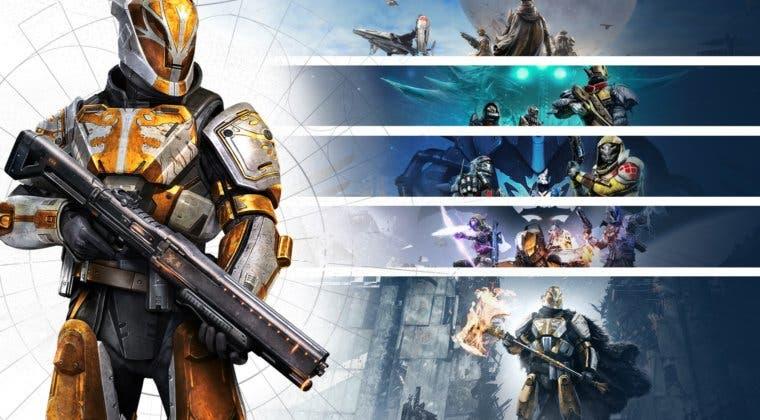 Imagen de Destiny 2: ¿Qué es y cuándo llegará el Almacén de Contenido?