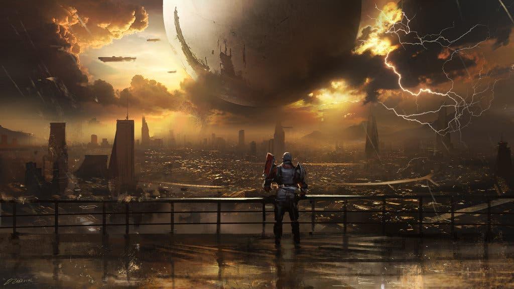 Destiny 2 ha ido incrementando en exceso su tamaño de juego