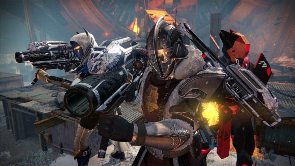 Destiny 2 rumor sobre el regreso del lanzacohetes Gjallarhorn