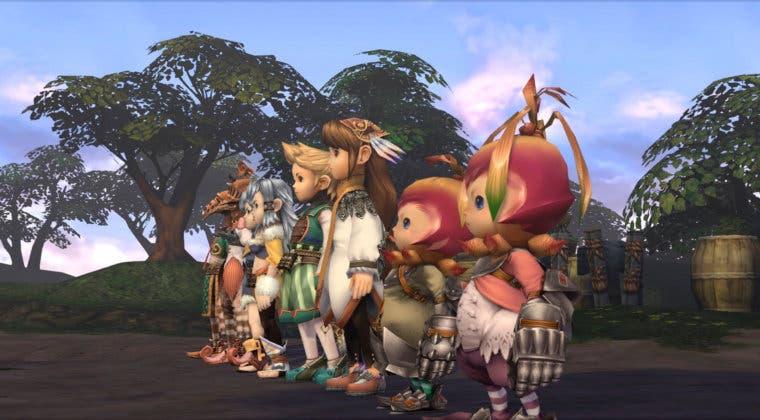 Imagen de Final Fantasy Crystal Chronicles Remastered no contará con modo multijugador local