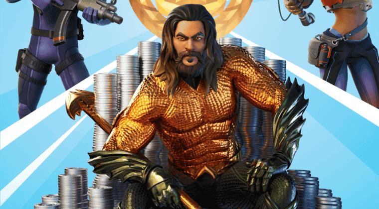 Imagen de Fortnite: guía del desafío de la semana 4 de Aquaman (Temporada 3)
