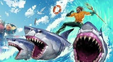 Imagen de Fortnite: guía del desafío de Aquaman de la semana 5 (Temporada 3)