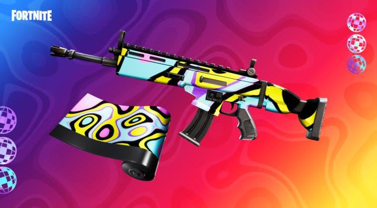Imagen de Fortnite: cómo conseguir gratis el envoltorio de arma 'Afterparty'