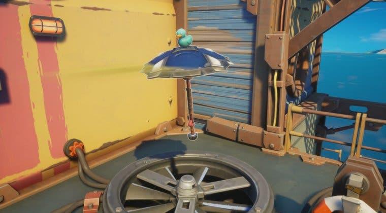 Imagen de Fortnite: cómo conseguir colores de la parte inferior del paraguas personalizable (Temporada 3)