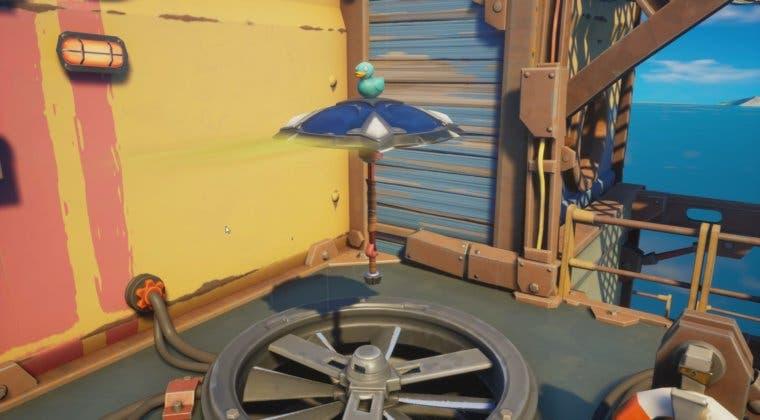Imagen de Fortnite: cómo conseguir colores secundarios de tela del paraguas personalizable (Temporada 3)