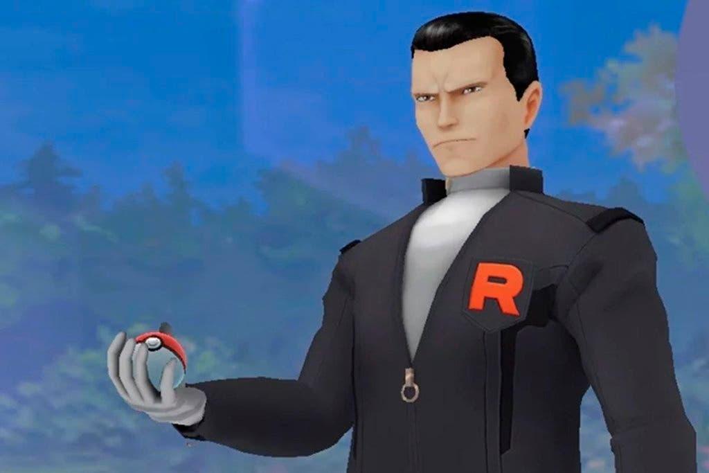 Giovanni Team Rocket Pokémon GO