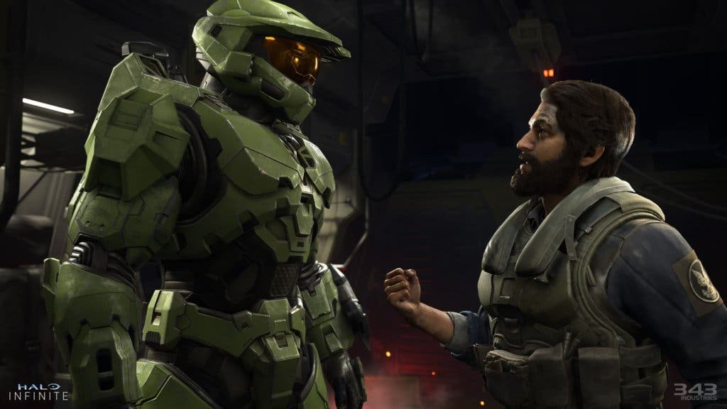 Halo Infinite campaña multijugador