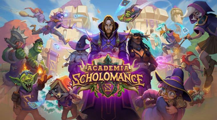 Imagen de Hearthstone presenta Academia Scholomance, su nueva expansión