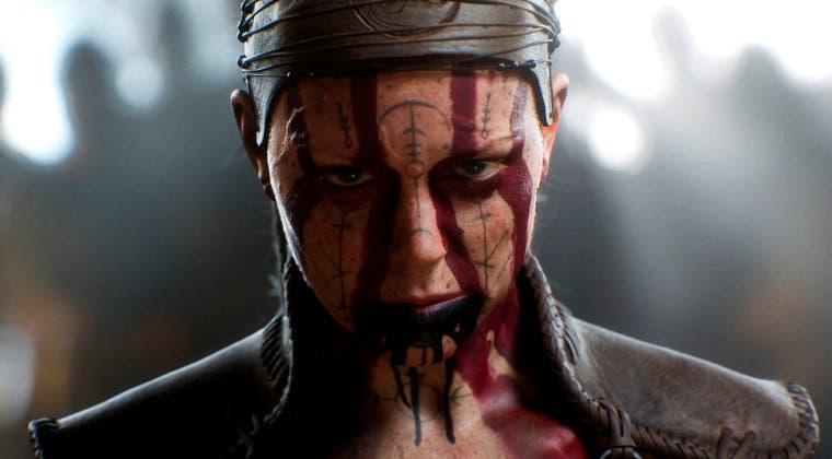 Imagen de El tráiler de revelación de Hellblade 2: Senua's Saga es en tiempo real, asegura Epic Games