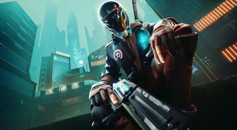 Imagen de El battle royale Hyper Scape pone fecha a su lanzamiento en PC, PS4 y Xbox One