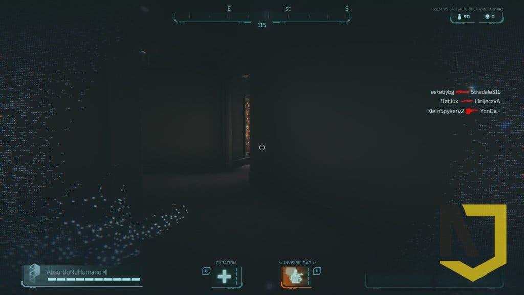 Hyper Scape Invisibilidad