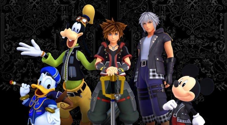 Imagen de Square Enix confirma la fecha de lanzamiento de la BSO de Kingdom Hearts III