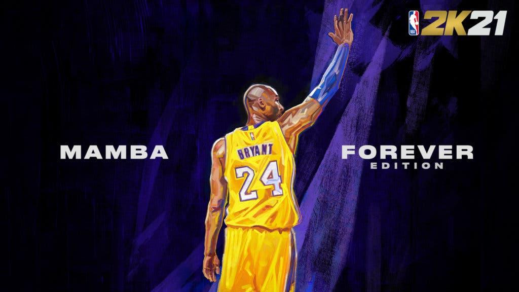 Kobe NBA 2K21
