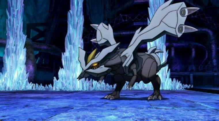 Imagen de Kyurem ya está apareciendo en las Incursiones de Pokémon GO