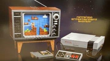 Imagen de LEGO estaría planeando publicar un set inspirado en la NES