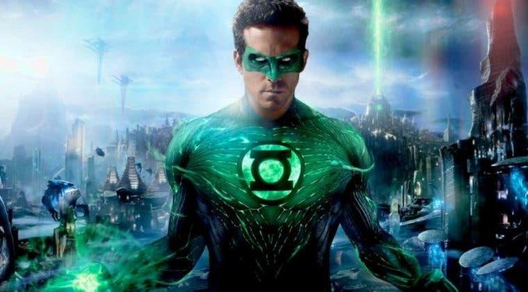 Imagen de Ryan Reynolds insinúa su participación en el Snyder Cut como Linterna Verde