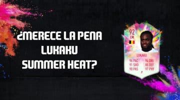 Imagen de FIFA 20: ¿Merece la pena Jordan Lukaku Summer Heat? + Solución de su SBC