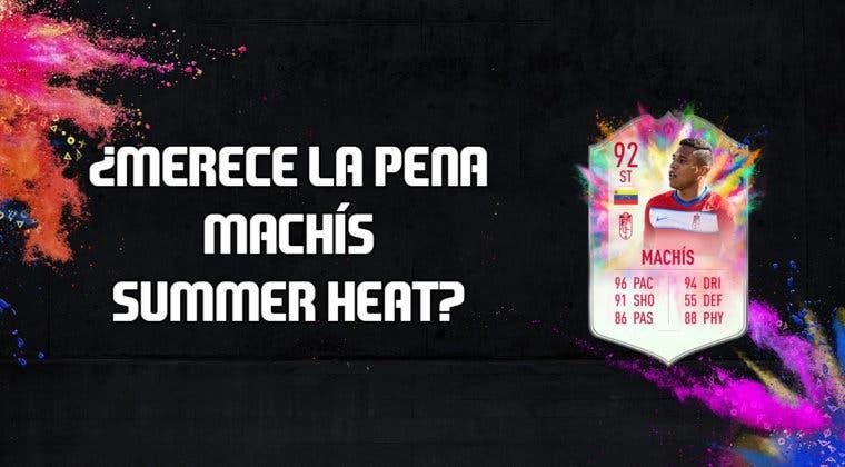 Imagen de FIFA 20: ¿Merece la pena Darwin Machís Summer Heat? + Solución de su SBC