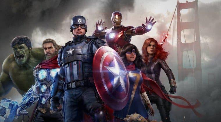 Imagen de Marvel's Avengers desvela el precio de sus microtransacciones y cosméticos