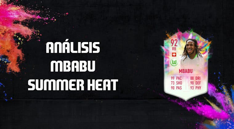 Imagen de FIFA 20: análisis de Kevin Mbabu Summer Heat, la carta free to play de esta semana