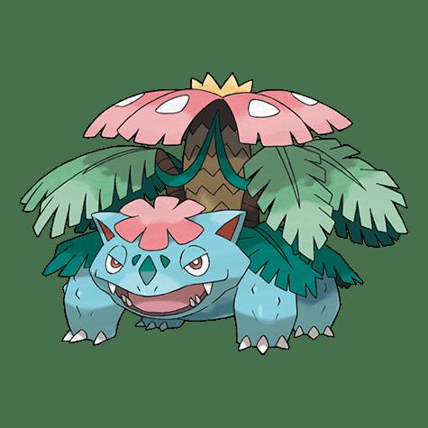 Mega-Venusaur