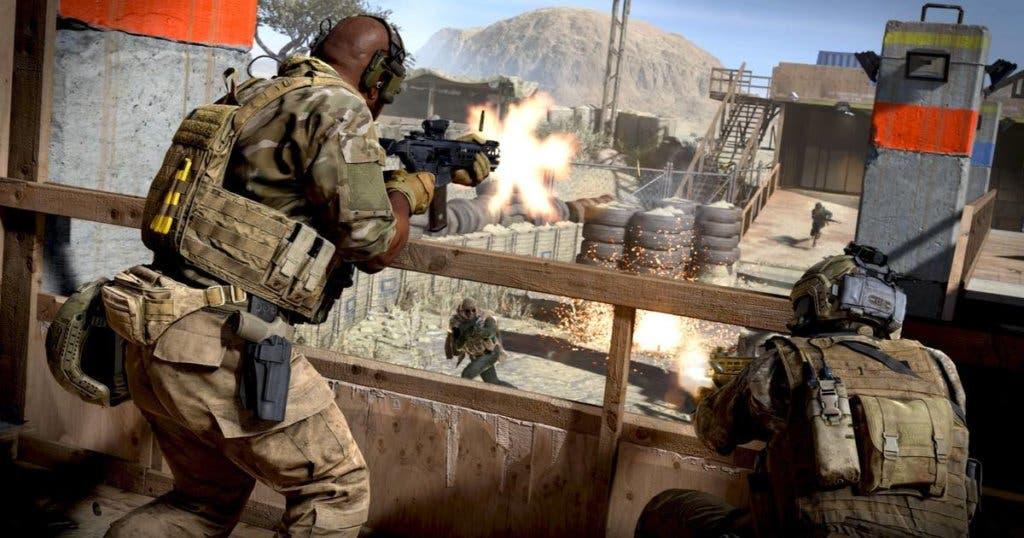 Modern Warfare 2vs2