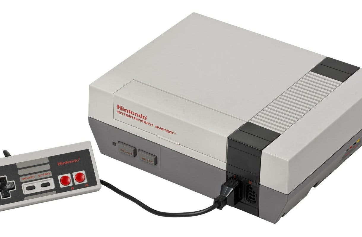 NES historia de Nintendo