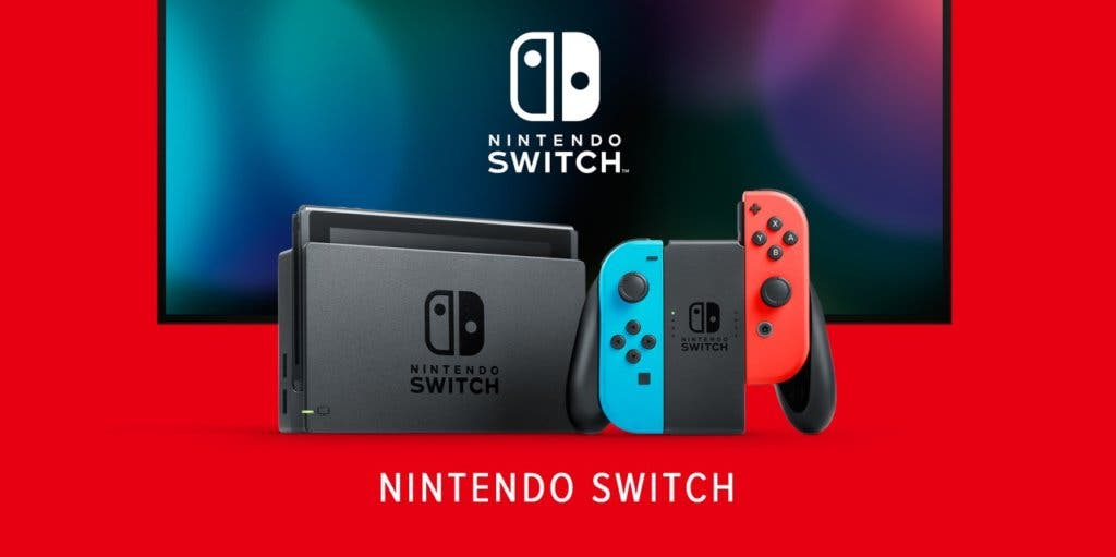 Nintendo Switch modo TV