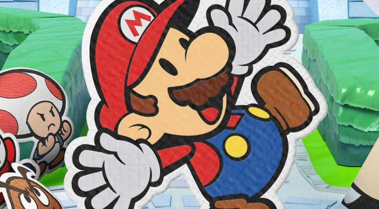 Imagen de Análisis Paper Mario: The Origami King